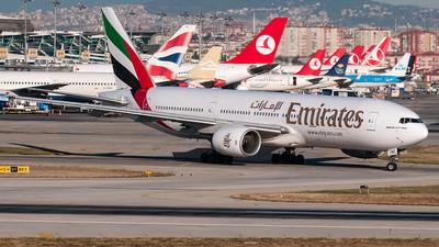 A6-EME - Boeing 777-21H - Emirates