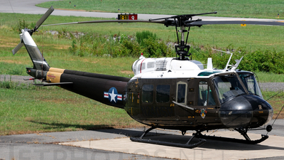 N240SP - Bell UH-1H Iroquois - United States - Georgia State Patrol