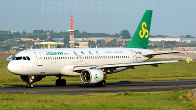 B-6250 - Airbus A320-214 - Spring Airlines