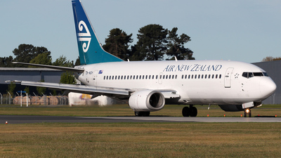 ZK-NGH - Boeing 737-319 - Air New Zealand