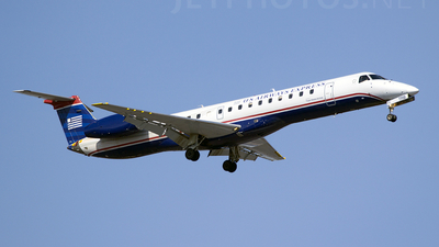 N805HK - Embraer ERJ-145ER - US Airways Express (Trans States Airlines)