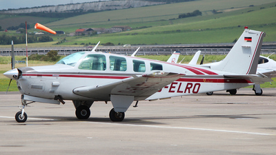 D-ELRO - Beechcraft B36TC Bonanza - Private