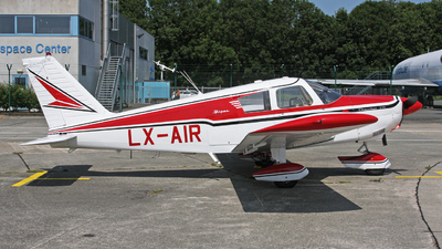 LX-AIR - Piper PA-28-235 Cherokee  - Private