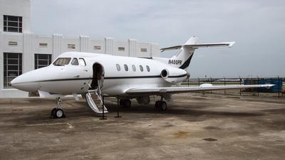 N400PR - Hawker Siddeley HS-125-400A - Private