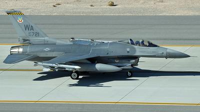 90-0721 - General Dynamics F-16CG Fighting Falcon - United States - US Air Force (USAF)