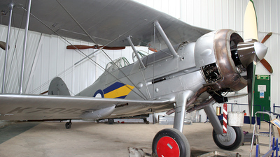 G-AMRK - Gloster Gladiator Mk.I - Private
