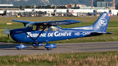 HB-CHW - Reims-Cessna F172P Skyhawk II - Private