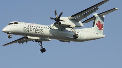 C-FSRN - Bombardier Dash 8-Q402 - Air Canada Express (Sky Regional Airlines)