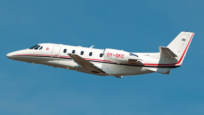 OY-GKC - Cessna 560XL Citation Excel - Lego Systems