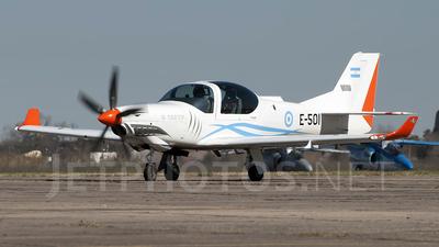 A picture of E501 - Grob G120TP -  - © Jose Luis Ghezzi