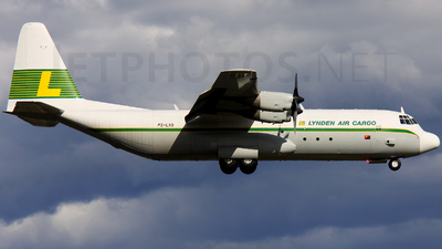 A picture of P2LAD - Lockheed L10030 Hercules - Lynden Air Cargo - © Tim Bowrey