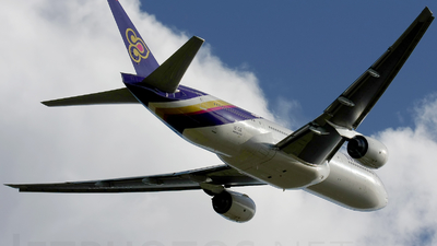 HS-TJR - Boeing 777-2D7(ER) - Thai Airways International