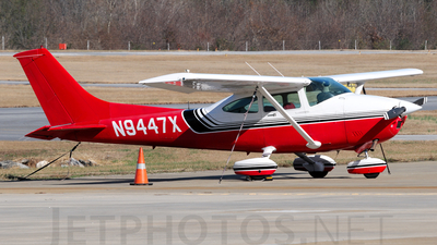 A picture of N9447X - Cessna 182R Skylane - [18268529] - © Agustin Anaya