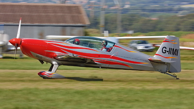 G-IIMI - Extra EA 300L - Firebird Aerobatics - Microlease Team