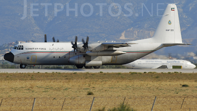 KAF325 - Lockheed L-100-30 Hercules - Kuwait - Air Force