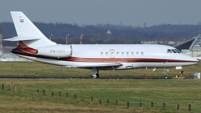 PH-CHT - Dassault Falcon 2000EX - Solid Air
