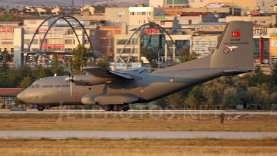 69-038 - Transall C-160D - Turkey - Air Force