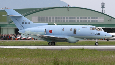 82-3008 - Raytheon U-125A - Japan - Air Self Defence Force (JASDF)