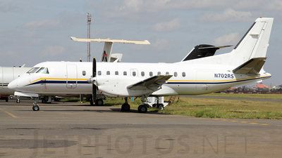 N702RS - Saab 340B - Private