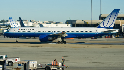 N514UA - Boeing 757-222 - United Airlines