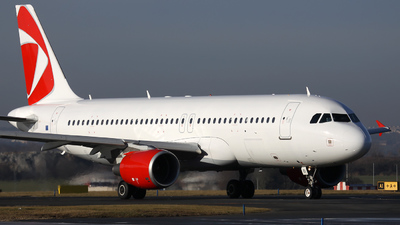 OK-MEI - Airbus A320-214 - CSA Czech Airlines