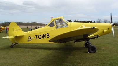 A picture of GTOWS - Piper PA25260 Comanche - [254853] - © Glyn Charles Jones