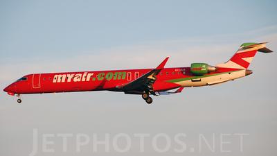 EI-DUX - Bombardier CRJ-900ER - MyAir