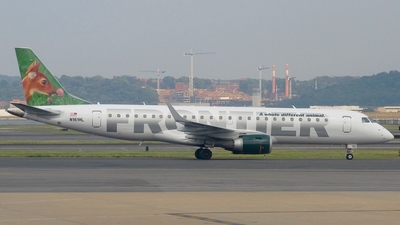 N161HL - Embraer 190-100IGW - Frontier Airlines (Republic Airlines)