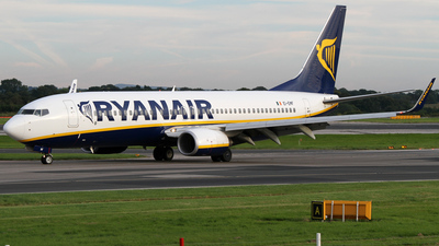 EI-EMF - Boeing 737-8AS - Ryanair