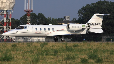 N383LJ - Bombardier Learjet 60XR - Global Flight