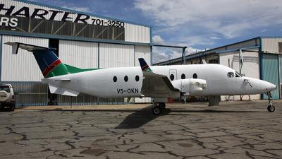 V5-OKN - Beech 1900D - Air Namibia
