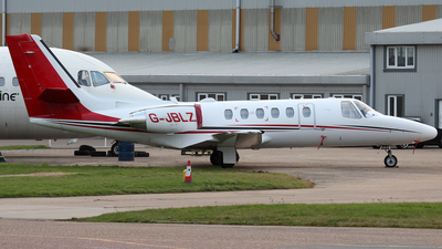 G-JBLZ - Cessna 550B Citation Bravo - 247jet