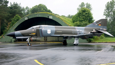 38-10 - McDonnell Douglas F-4F Phantom II - Germany - Air Force