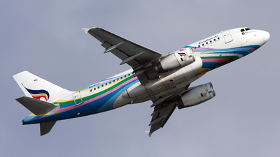 HS-PGX - Airbus A319-132 - Bangkok Airways
