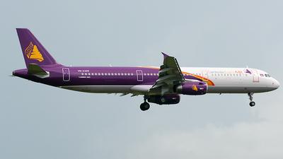 VN-A349 - Airbus A321-231 - Cambodia Angkor Air