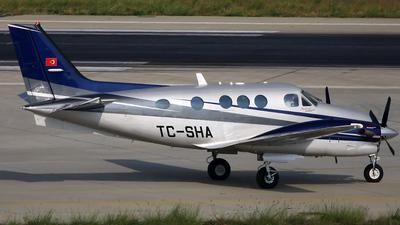 A picture of TCSHA - Beech C90GTi King Air - [LJ1934] - © Ahmet Akin Diler