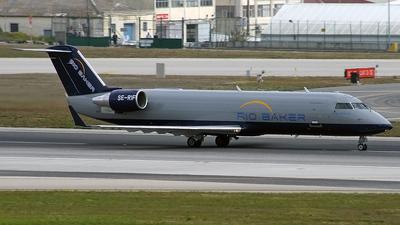 SE-RIF - Bombardier CRJ-200LR - Servicios Aereos Río Baker