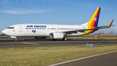 DQ-FJH - Boeing 737-8X2 - Air Pacific