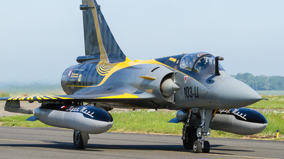 80 - Dassault Mirage 2000C - France - Air Force