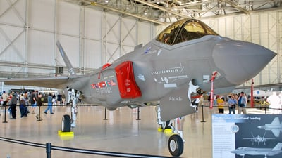 AA-1 - Lockheed Martin F-35 Joint Strike Fighter - Lockheed Martin
