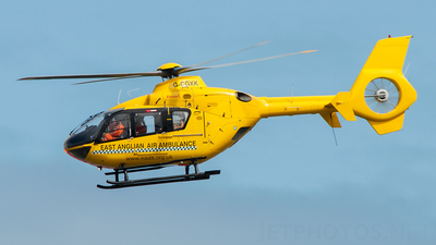 G-CGXK - Eurocopter EC 135T1 - East Anglian Air Ambulance (Sterling Aviation)