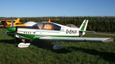 D-EHJV - Wassmer WA-50 - Private