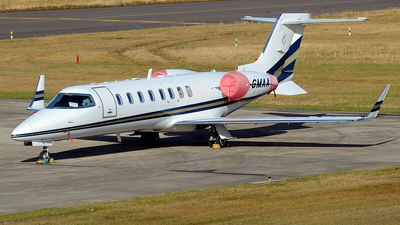 G-GMAA - Bombardier Learjet 45 - Gama Aviation