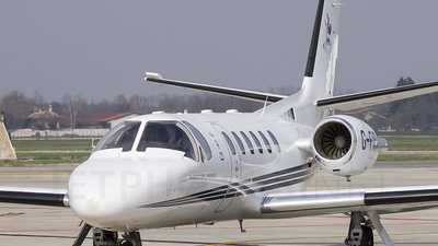 G-FIRM - Cessna 550B Citation Bravo - Marshall Executive Aviation