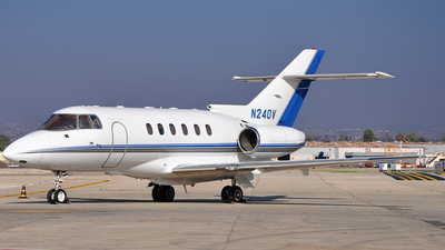 N240V - Raytheon Hawker 800XP - Private