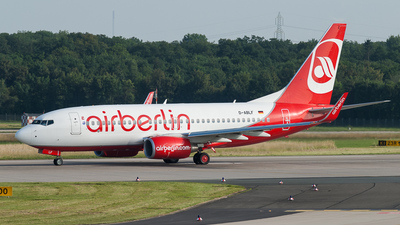 D-ABLF - Boeing 737-76J - Air Berlin
