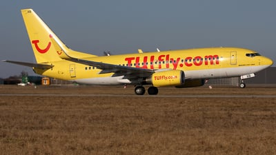 D-AHXB - Boeing 737-7K5 - TUIfly