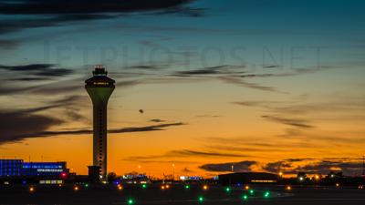 KMEM - Airport - Control Tower