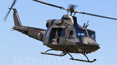 MM81257 - Agusta-Bell AB-412 - Italy - Army