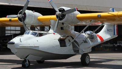 N427CV - Canadian Vickers PBY-5A Canso - Private